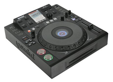 gemini CDJ-700 tabletop player NAMM 2011