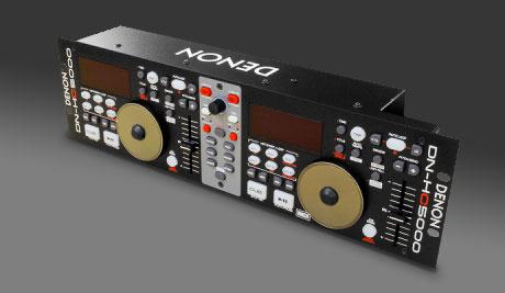 Denon DN-HC5000 ITCH controller