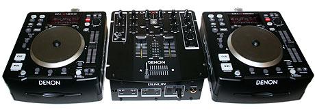 denon DN-S120 DN-X120