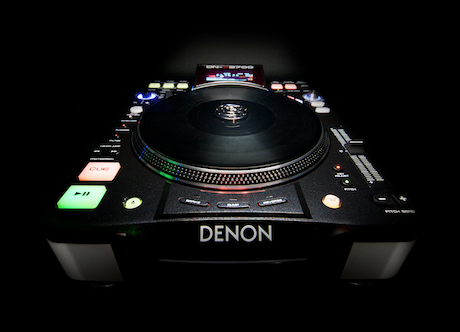 denon DN-S3700 review digital media player Pioneer CDJ namm 2009