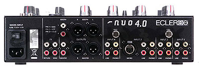 Ecler Nuo2.0 Nuo3.0 Nou4.0 NUO NAMM release