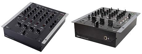 Gemini PS Series mixers PS-626efx PS-828x