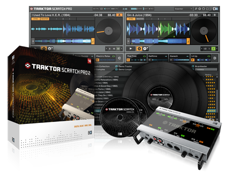 Native Instruments Traktor Pro & Scratch 2.0.1 [ENG][2011]