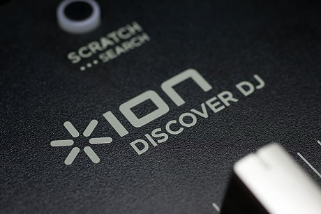 license key ion discover dj