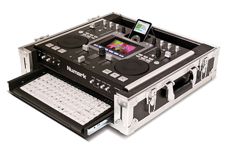 Numark iDJ2 road ready case