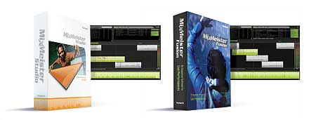 Numark MIxmeister Studio Fusion Mac PC software