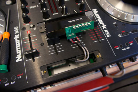 Numark NS6 Midi Controller ITCH review