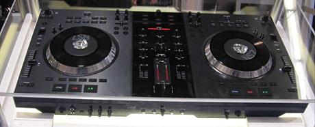 Numark NS7 Serato ITCH NAMM 2008