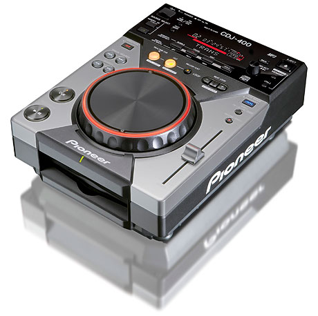 Pioneer CDJ-400 CDJ 400 CD Deck MIDI