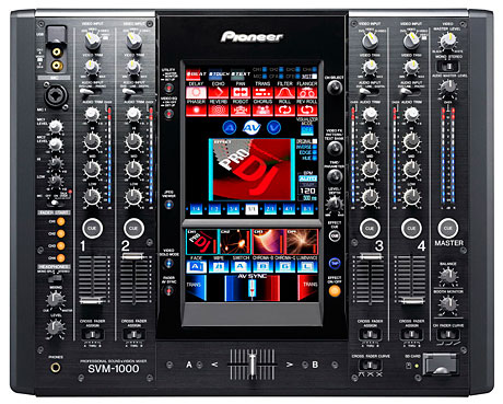 Pioneer SVM-1000 AV mixer