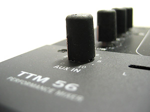Rane TTM 56 Review - logo