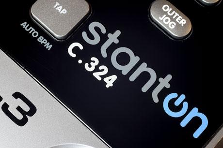 Stanton c.324 CD turntable MP3 deck