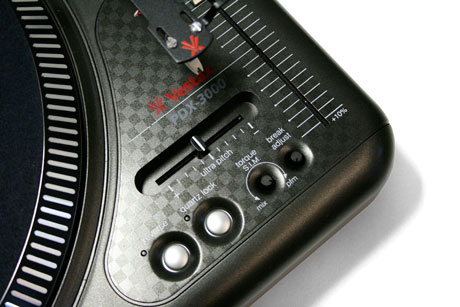 Vestax pdx3000 review