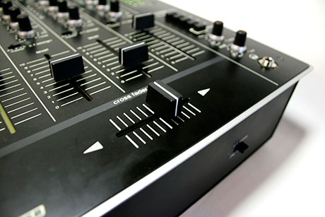 skratchworx vestax pmc-280 4 channel mixer review