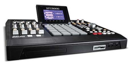 Akai Pro MPC5000 MPC-5000