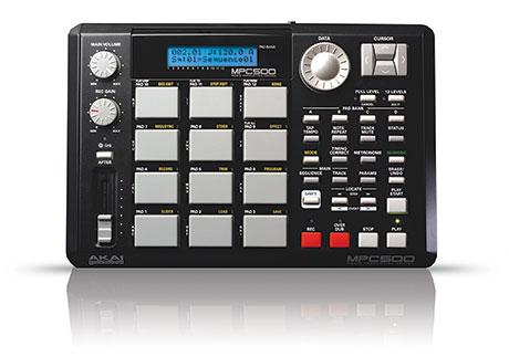 REVIEW: Akai MPC-500