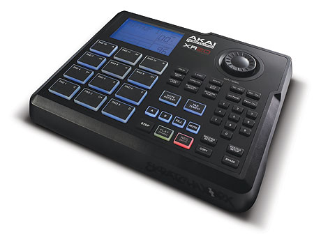 Akai Pro xr20 beat production center