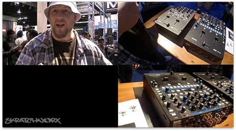 rane big wiz serato namm 2102 sixty one sixty two 61 62