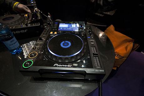 Pioneer cdj-2000 cdj-900 BPM 2009