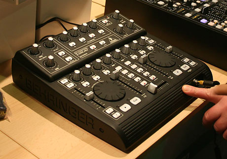 where to buy behringer bcd3000 inindia