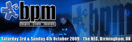 BPM show 2009 UK