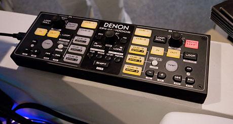 denon dn-HC1000s dn-S700 dn-X1700 dn-hc5000 bpm 2009