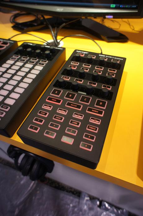behringer cmd midi controllers Namm 2012