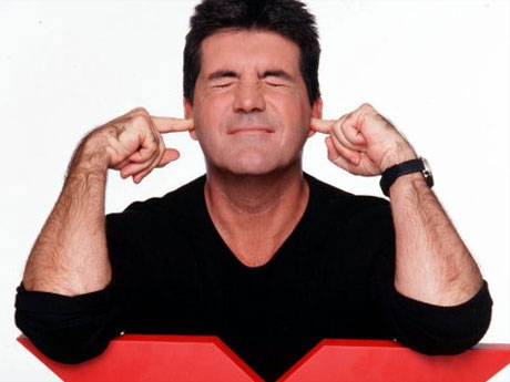 simon cowell x-factor DJs