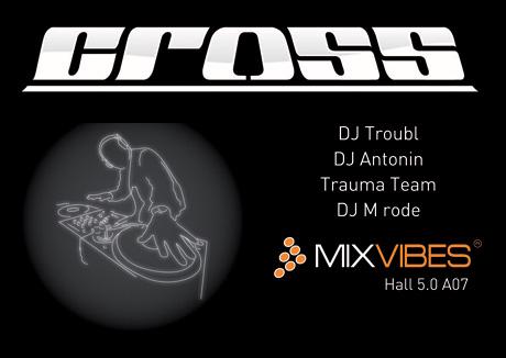 Mixvibes cross musikMesse 2009