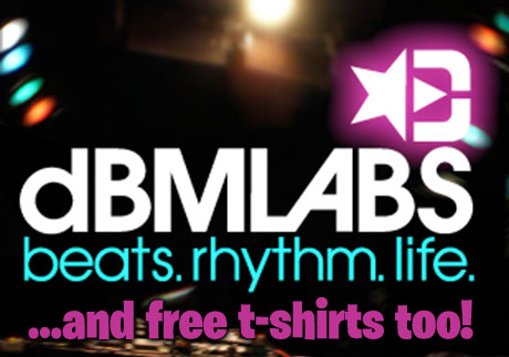 DBM Labs t-shirt giveaway