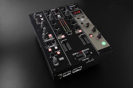 denon dn-x600 2 channel midi mixer