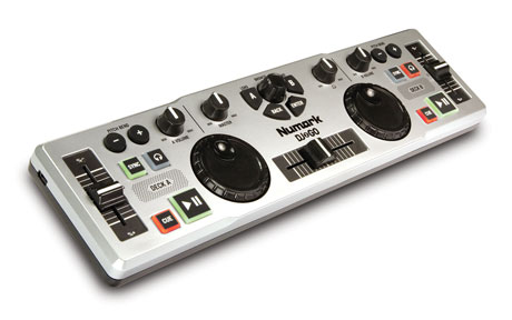 numark dj 2 go midi controller NAMM 2011