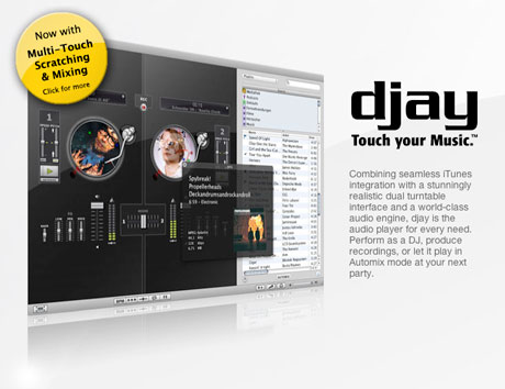 djay v2.1 mac dj software