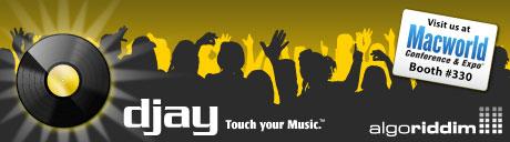 algoriddim djay mac os DJ app