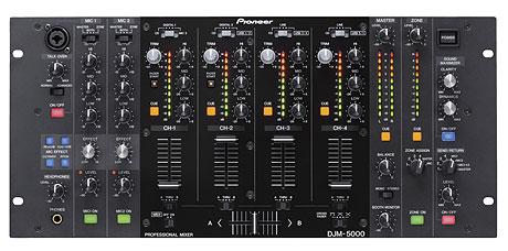 Pioneer DJM-5000 DJ Expo