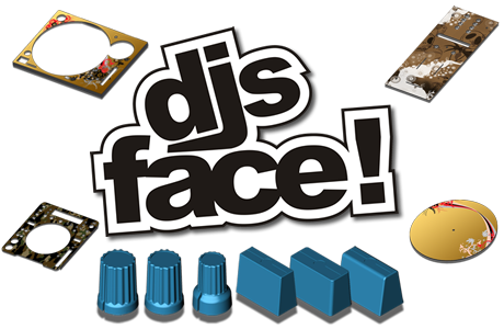 djs face dj gear customisation