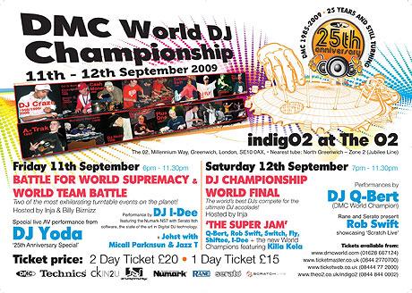 DMC world finals 2009