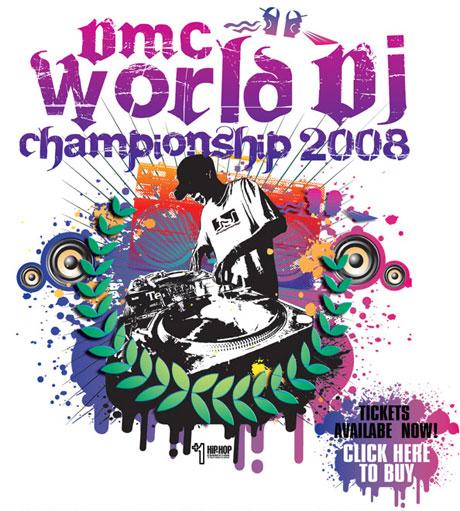 2008 DMC world dj finals
