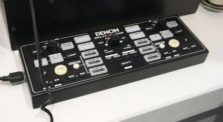 Denon DN-HC1000s serato controller