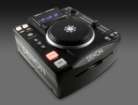 Denon DN-S700 tabletop cd mp3 deck player