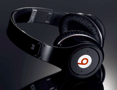 monster beats by Dr Dre headphones cans