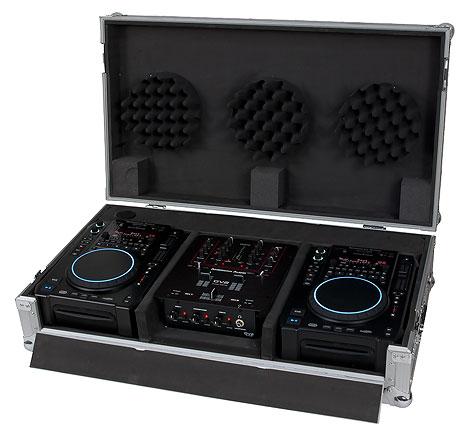 american audio DV2 2 channel midi mixer