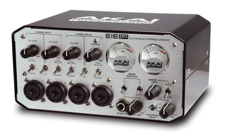 EIE akai audio interface