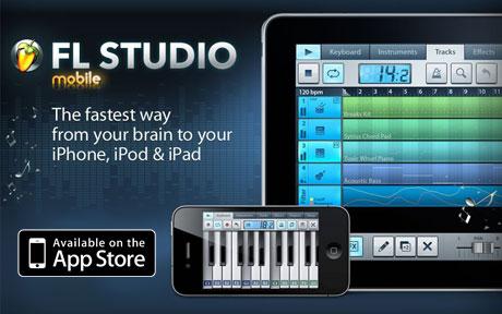 fl studio mobile ipad ipad