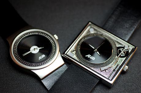 Flud Watches DJ watch