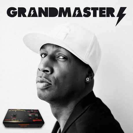 grandmaster flash BPM show flash former