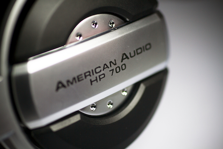 American Audio HP700 headphones