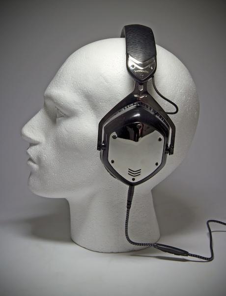 v-moda crossfade DJ headphones