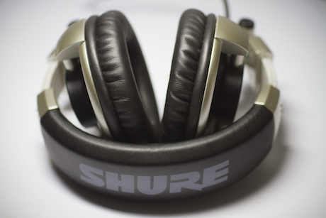 Shure SRH750DJ headphone review