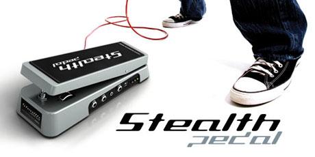 IK multimedia stealth pedal